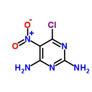 6036-64-2 6-chloro-5-nitropyrimidine-2,4-diamine