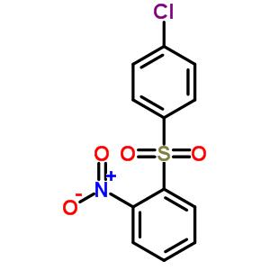61174-18-3 1-[(4-chlorophenyl)sulfonyl]-2-nitrobenzene