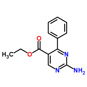 77995-05-2 ethyl 2-amino-4-phenylpyrimidine-5-carboxylate