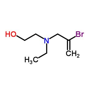 89976-02-3 2-[(2-bromoprop-2-en-1-yl)(ethyl)amino]ethanol