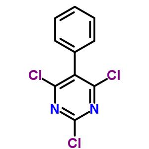 1780-39-8 2,4,6-trichloro-5-phenylpyrimidine