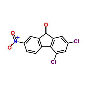 1914-39-2 2,4-dichloro-7-nitro-9H-fluoren-9-one