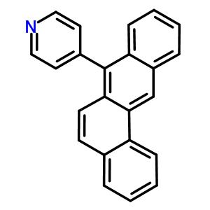 20309-01-7 4-(tetraphen-7-yl)pyridine