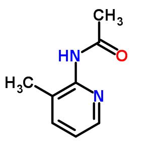 7463-30-1 N-(3-methylpyridin-2-yl)acetamide