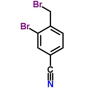 89892-39-7 3-bromo-4-(bromomethyl)benzonitrile