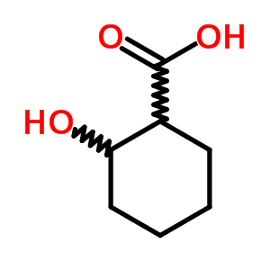 17502-32-8;28131-61-5;609-69-8 2-hydroxycyclohexanecarboxylic acid