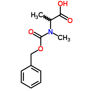 21691-41-8 N-[(benzyloxy)carbonyl]-N-methylalanine