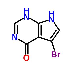 22276-97-7 5-bromo-1,7-dihydro-4H-pyrrolo[2,3-d]pyrimidin-4-one
