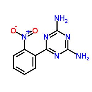 29366-71-0 6-(2-nitrophenyl)-1,3,5-triazine-2,4-diamine