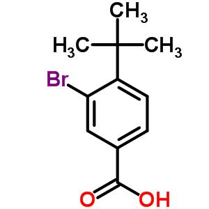38473-89-1 3-bromo-4-tert-butylbenzoic acid