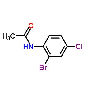57045-85-9 N-(2-bromo-4-chlorophenyl)acetamide