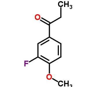 3'-氟-4'-甲氧基苯丙酮 586-22-1
