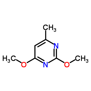 2,4-Dimethoxy-6-Methyl-Pyrimidine 7781-23-9