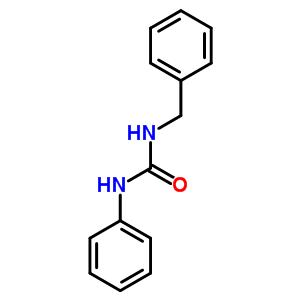 N-phenyl-N'-benzylurea 1467-21-6