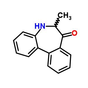 19711-98-9 6-methyl-5,6-dihydro-7H-dibenzo[b,d]azepin-7-one