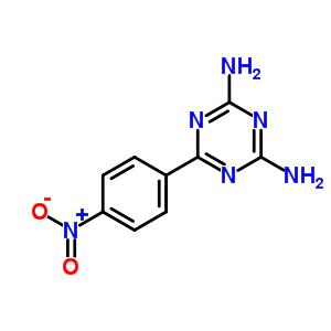 29366-73-2 6-(4-nitrophenyl)-1,3,5-triazine-2,4-diamine