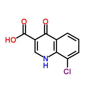35966-16-6;35975-71-4 8-Chloro-4-oxo-1,4-dihydroquinoline-3-carboxylic acid