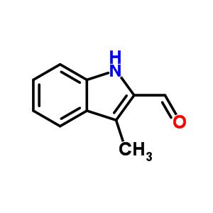 5257-24-9 3-methyl-1H-indole-2-carbaldehyde