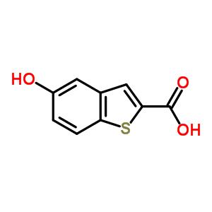 95094-87-4 5-hydroxy-1-benzothiophene-2-carboxylic acid