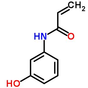 13040-21-6 N-(3-hydroxyphenyl)prop-2-enamide