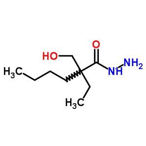 24534-95-0 2-ethyl-2-(hydroxymethyl)hexanehydrazide