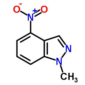26120-43-4 1-methyl-4-nitro-1H-indazole
