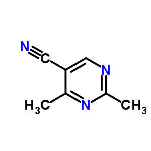 4450-24-2 2,4-dimethylpyrimidine-5-carbonitrile