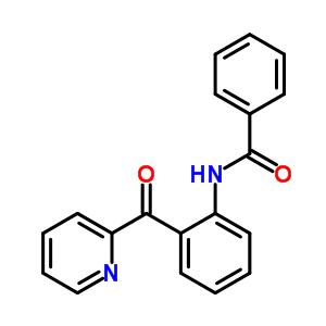 N-[2-(2吡啶甲酰基)苯基]苯甲酰胺 91025-05-7