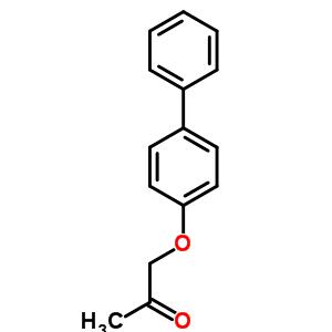18859-38-6 1-(biphenyl-4-yloxy)propan-2-one