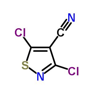 3,5-二氯异噻唑-4-甲腈 2120-82-3