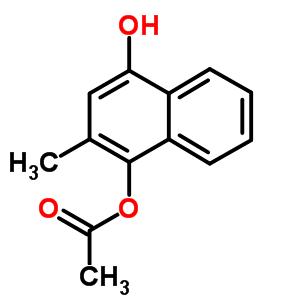 2211-27-0 4-hydroxy-2-methylnaphthalen-1-yl acetate