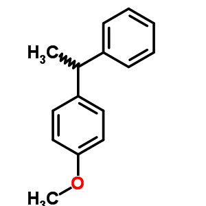 2605-18-7 1-methoxy-4-(1-phenylethyl)benzene