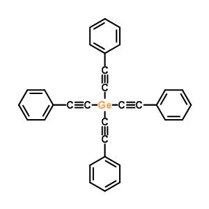 27258-70-4 tetrakis(phenylethynyl)germane