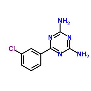 4514-54-9 6-(3-chlorophenyl)-1,3,5-triazine-2,4-diamine