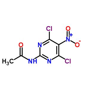 5180-50-7;56145-04-1 N-(4,6-dichloro-5-nitropyrimidin-2-yl)acetamide