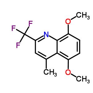52823-96-8 5,8-dimethoxy-4-methyl-2-(trifluoromethyl)quinoline
