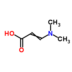 55980-34-2 3-(dimethylamino)prop-2-enoic acid
