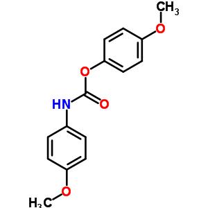 65925-33-9 4-methoxyphenyl (4-methoxyphenyl)carbamate
