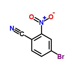 4-溴-2-硝基苯腈 79603-03-5