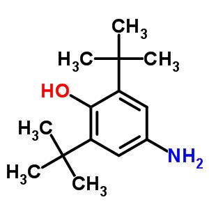 4-Amino-2,6-ditert-butyl-phenol 950-58-3