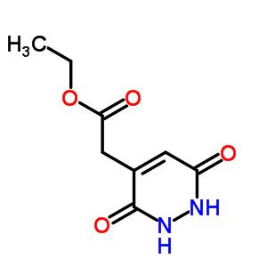 10071-27-9 ethyl (3,6-dioxo-1,2,3,6-tetrahydropyridazin-4-yl)acetate
