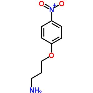 3-(4-Nitrophenoxy)propylamine 100841-04-1