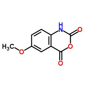 37395-77-0;37795-77-0 6-methoxy-2H-3,1-benzoxazine-2,4(1H)-dione