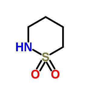 2H-1,2-Thiazine,tetrahydro-, 1,1-dioxide 37441-50-2