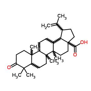 桦木酮酸 4481-62-3