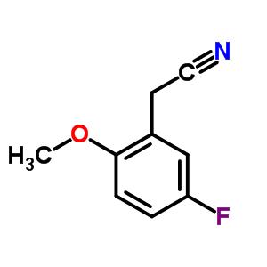 5-氟-2-甲氧基苄腈