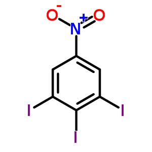 53663-23-3 1,2,3-triiodo-5-nitrobenzene