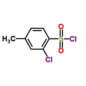 55311-94-9 2-chloro-4-methylbenzenesulfonyl chloride