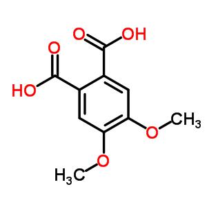 577-68-4 4,5-dimethoxybenzene-1,2-dicarboxylic acid
