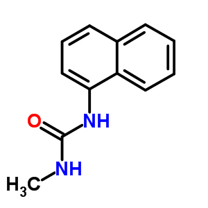 75038-20-9 1-methyl-3-naphthalen-1-ylurea